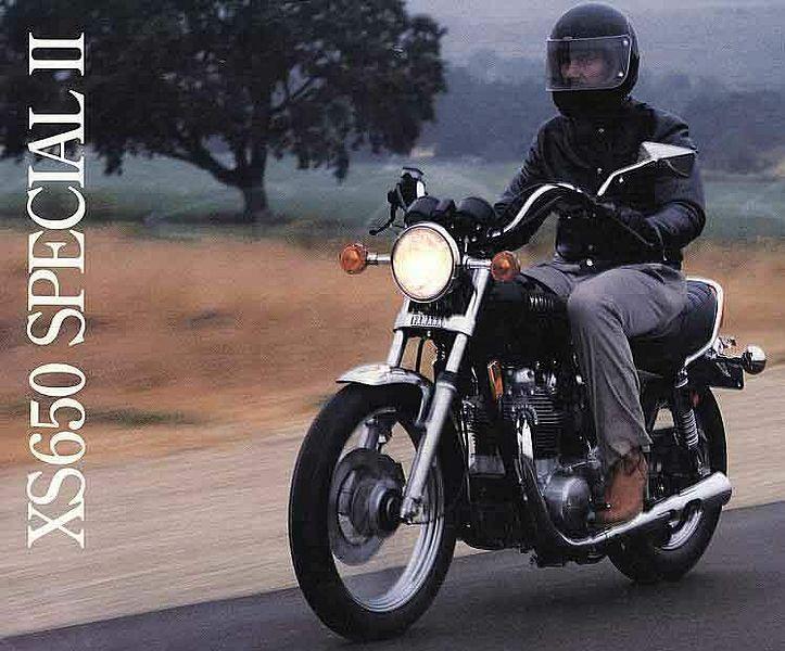 Yamaha XS 650 Special (1982)