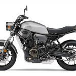 Yamaha XSR700 (2018)