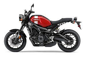 Yamaha XSR900 (2018)