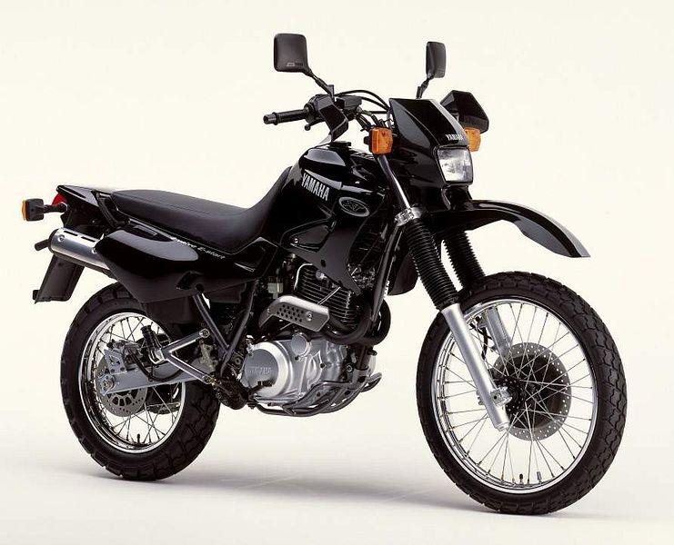 Yamaha XT 600E (2001-02)