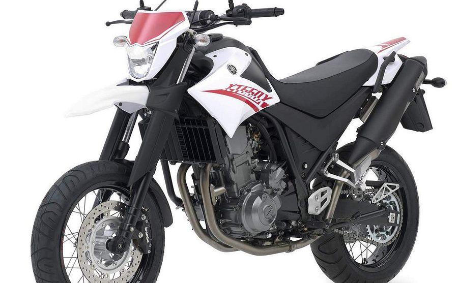 Yamaha XT660X (2008)