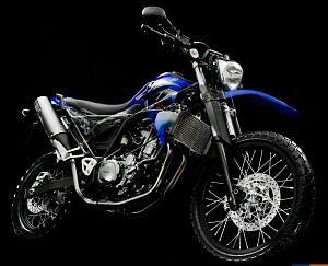 Yamaha XT660R (2008)