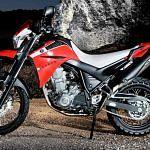 Yamaha XT660R (2009)