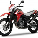 Yamaha XT660R (2011)