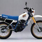 Yamaha XT 200 (1984-87)