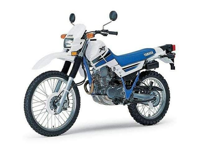 Terrific Yamaha Xt 250 2000 03 Motorcyclespecifications Com Spiritservingveterans Wood Chair Design Ideas Spiritservingveteransorg