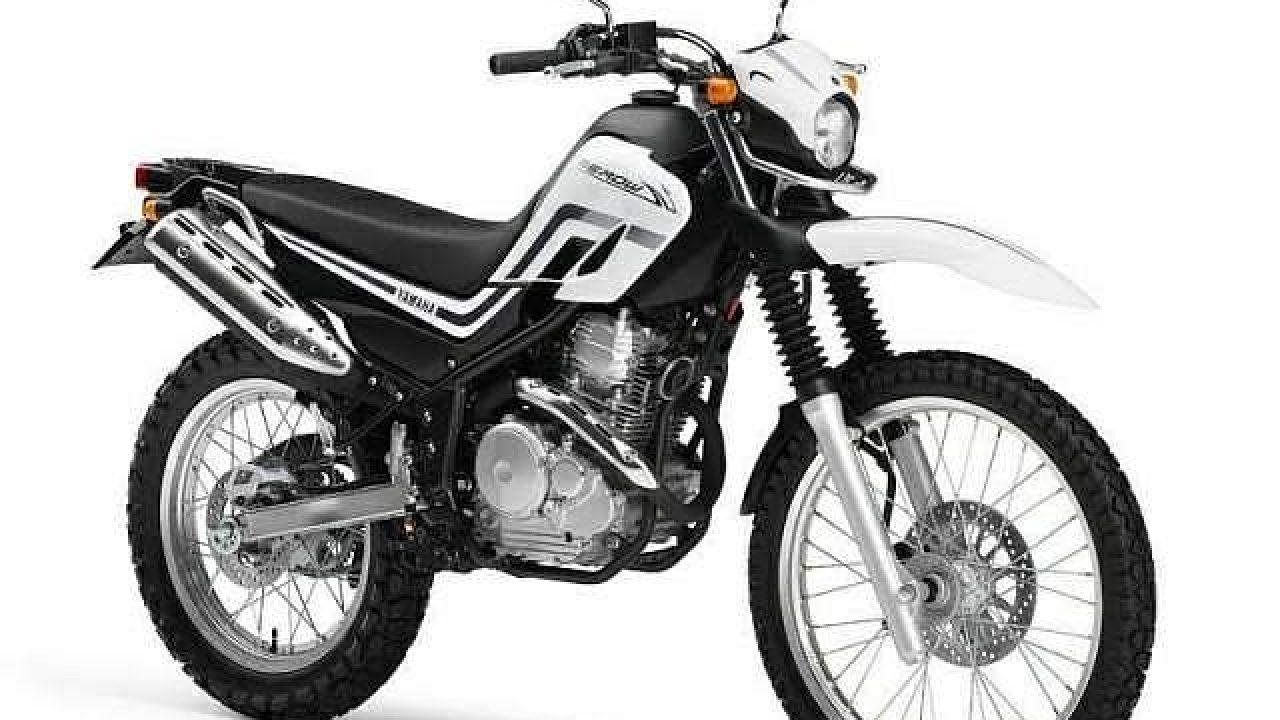 Admirable Yamaha Xt250 Serow 2004 06 Motorcyclespecifications Com Spiritservingveterans Wood Chair Design Ideas Spiritservingveteransorg