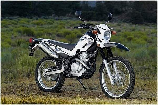 Yamaha XT 250 (2007-09)