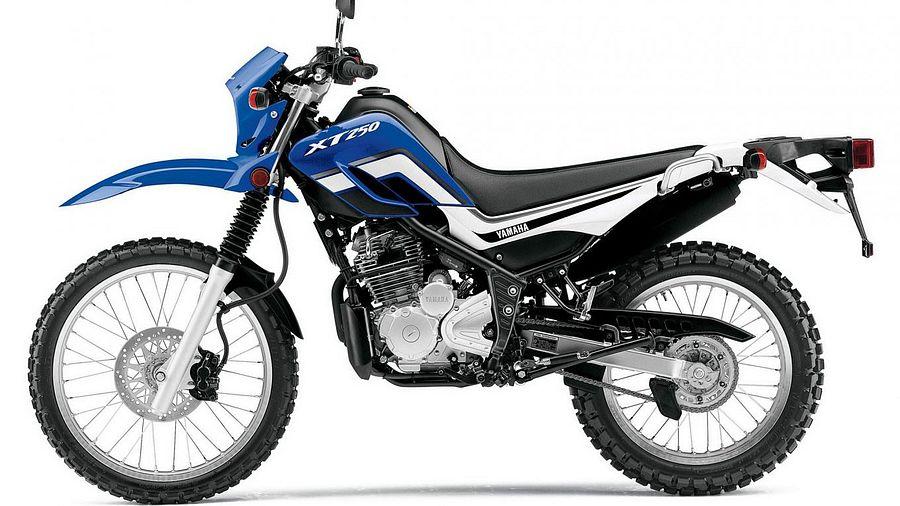 Yamaha XT 250 (2016-17)