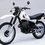 Yamaha XT400 (1981-85)