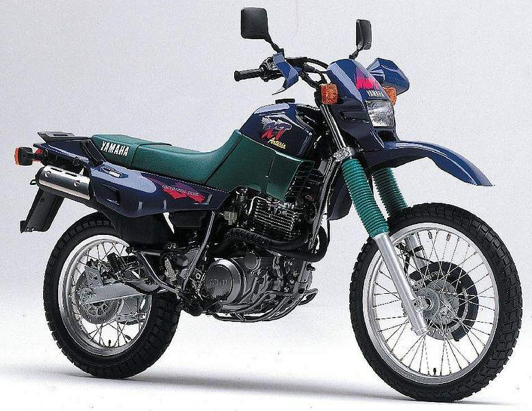Yamaha XT400 (1992)