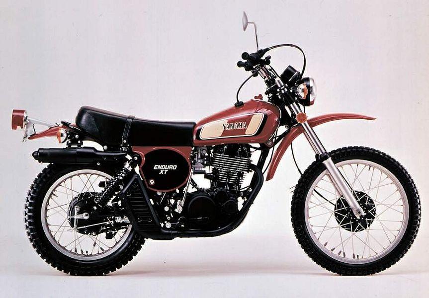 Yamaha XT500 (1977)
