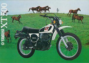 Yamaha XT 500 (1979)