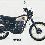 Yamaha XT 500 (1981)