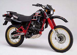 Yamaha XT600 (1985)