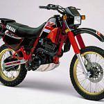Yamaha XT600E (1986-87)