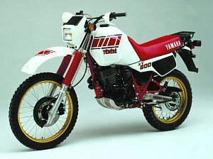 Yamaha XT 600 Teneré (1985)