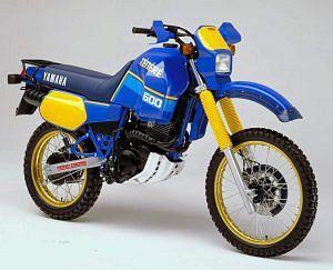 Yamaha XT600Z Tenere (1986)
