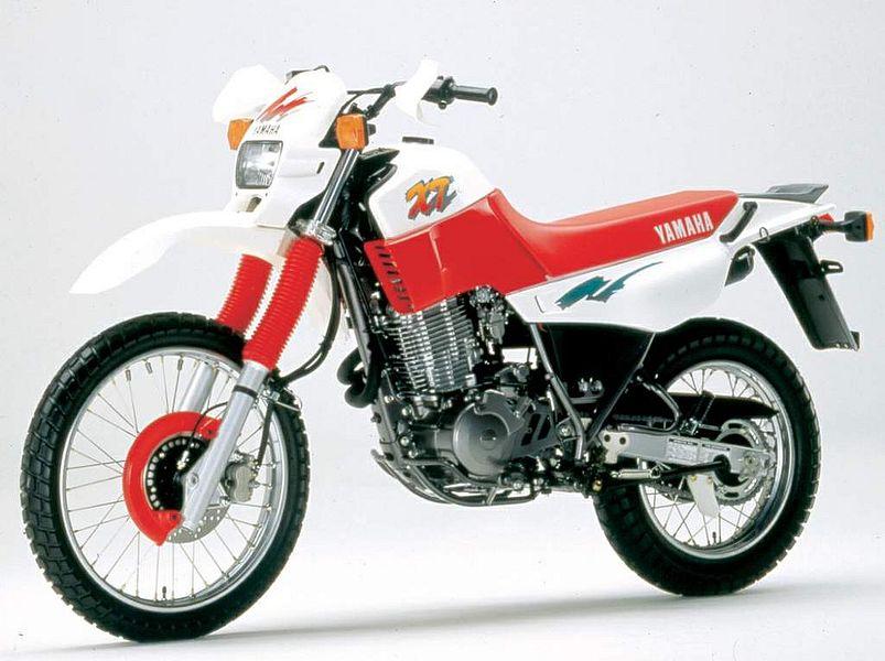 Yamaha XT600E (1990-92)