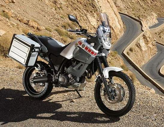 Yamaha XT660 Tenere (2008)
