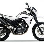 Yamaha XT660R (2012)