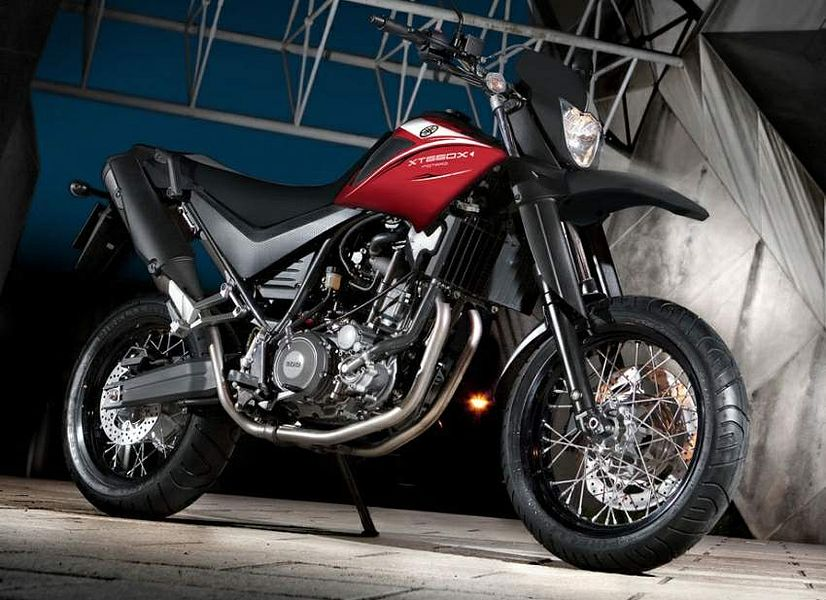 Yamaha XT660X (2011)