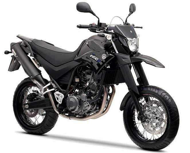 Yamaha XT660X (2014)
