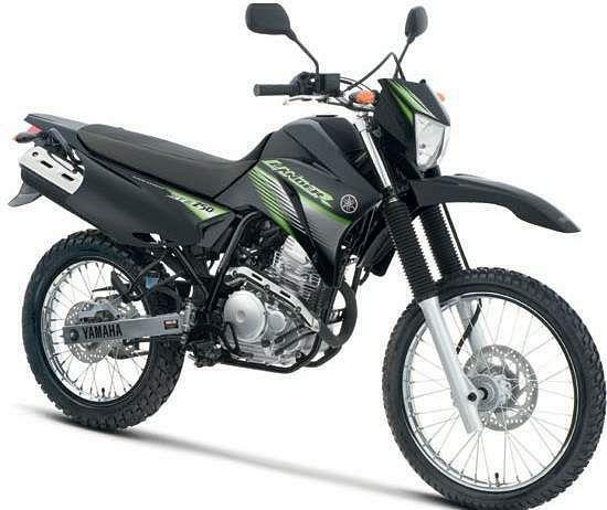 Yamaha XT 250 (2009-11)