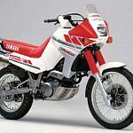 Yamaha XTZ660Z Tenere (1991)