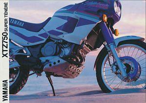Yamaha XT750 Super Tenere (1991)