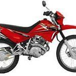 Yamaha XTZ 125E (2002-04)