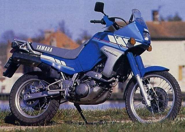 Yamaha XTZ660Z Tenere (1993)