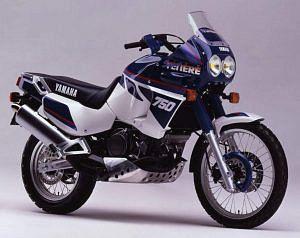 Yamaha XT750 Super Tenere (1990)