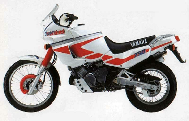 Yamaha XT750 Super Tenere (1992)
