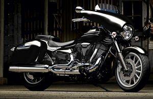 Yamaha XV 1900 Midnight (2013)