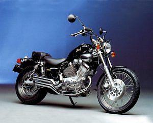 Yamaha XV535 Virago (2001-03)