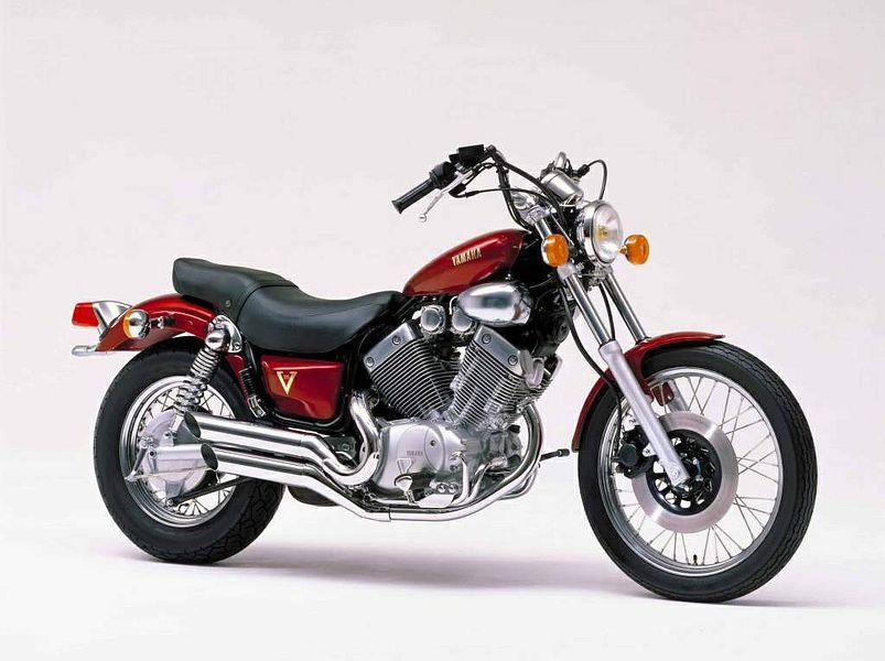 Yamaha XV535 Virago (1996-00)