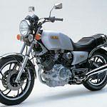 Yamaha XV750 Virago (1981-82)