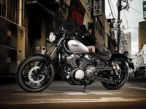 Yamaha XV920R (2014-15)