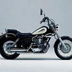 Yamaha XV 125S Virago (1997-02)