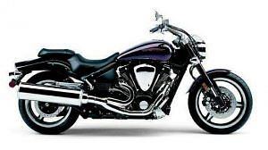 Yamaha XV 1700PC Road Star Warrier Midnight Edition (2002-05)