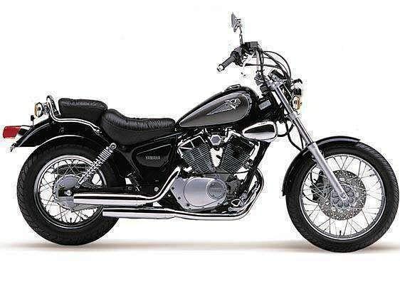 Yamaha XV250S Virago (2006-08)
