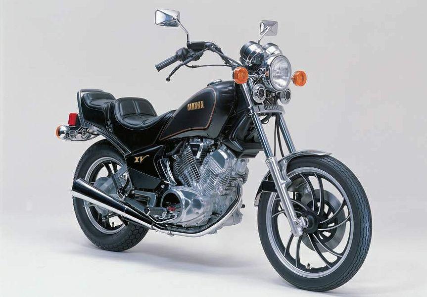 Yamaha XV400 Virago (1984-86)
