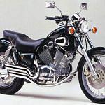 Yamaha XV400 Virago (1987-89)