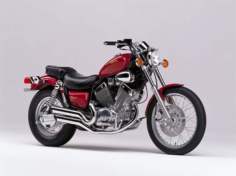 Yamaha XV535 Virago (1989-95)
