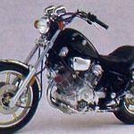 Yamaha XV700 Virago (1985-86)
