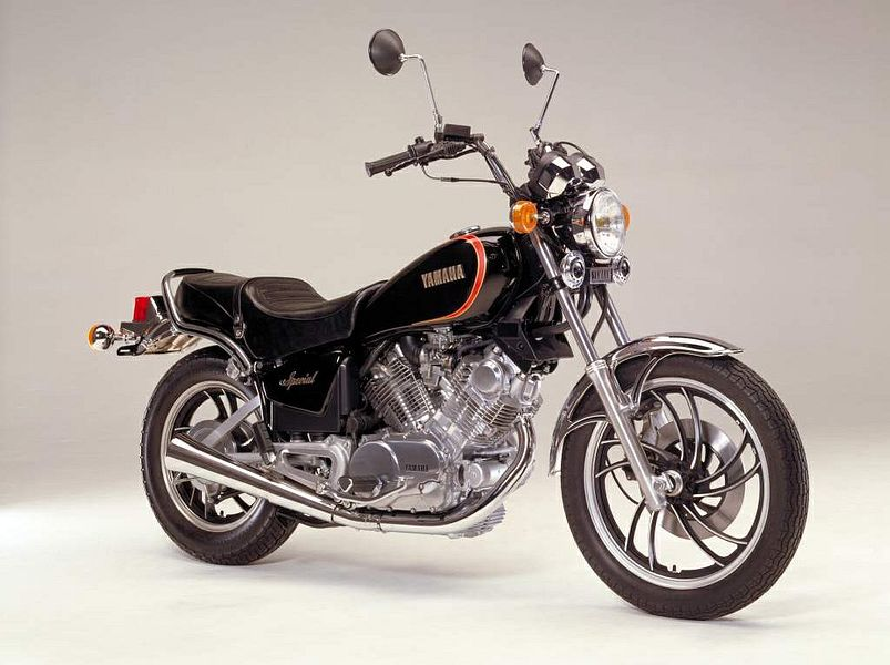 Yamaha XV750 (1981-84)