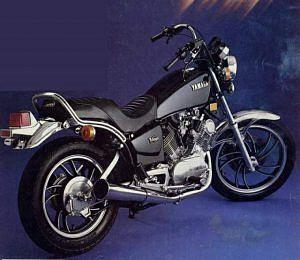 Yamaha XV750 Virago (1981-85)