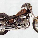 Yamaha XV750 Virago (1992-95)