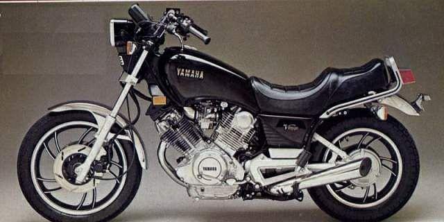 Yamaha XJ920J Virago (1982)